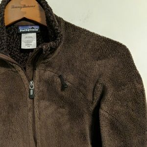 Patagonia furry fleece
